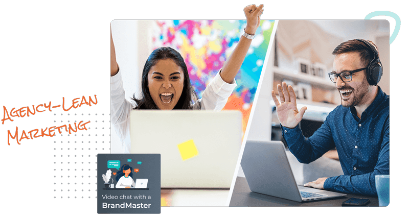 Agency-lean marketing
