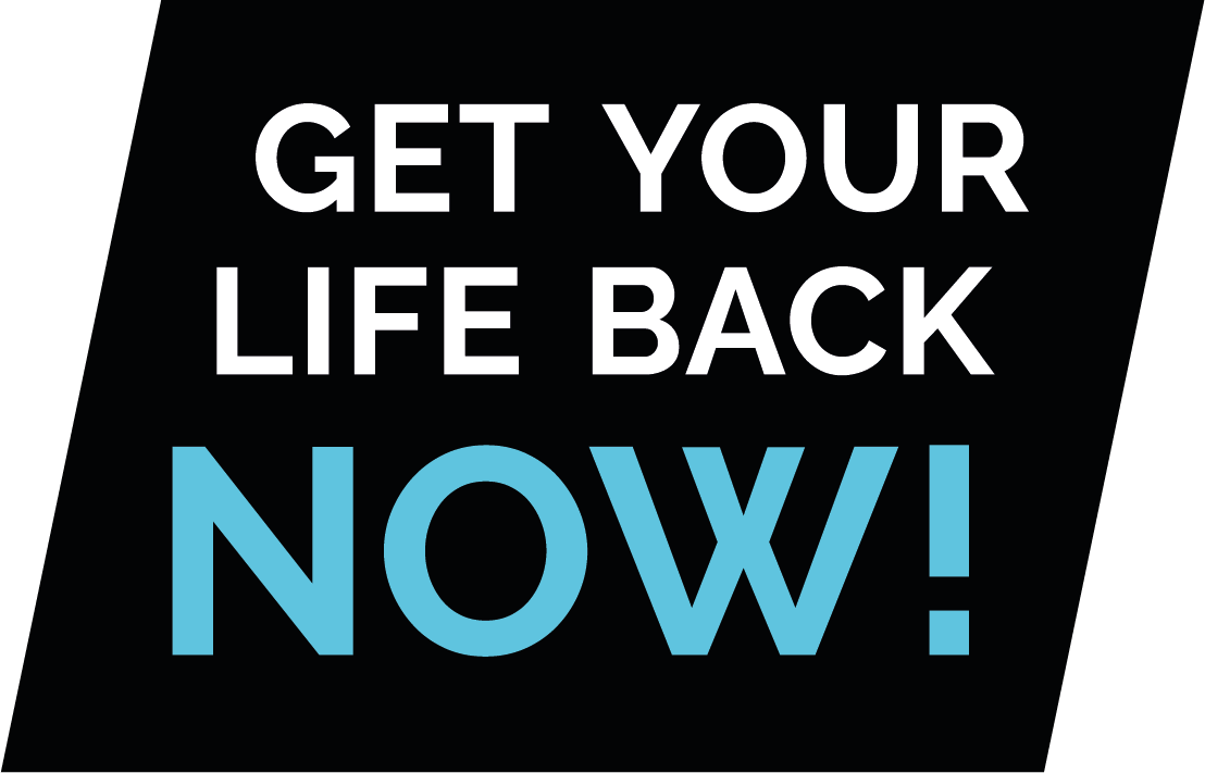 get your life back logo