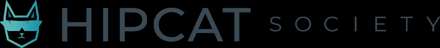 HipCat Society logo