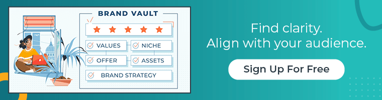 Find clarity. Align with your audience. Sign up for free