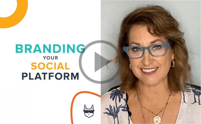 Branding your social platforms